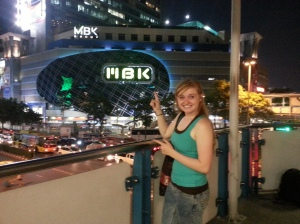 Here's proof that I visited one of the supermalls in Bangkok