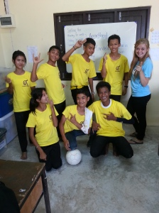 My grade 8 students who performed